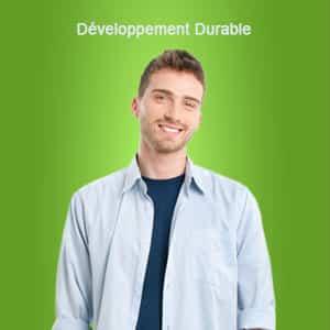 offres en alternance développement durable