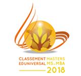 Classement Eduniversal SMBG