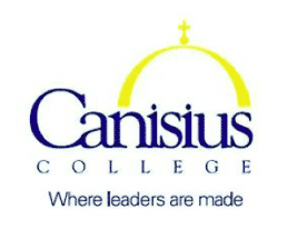 Canisius College logo formation alternance