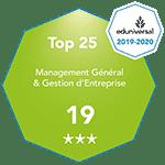 top 25 eduniversal